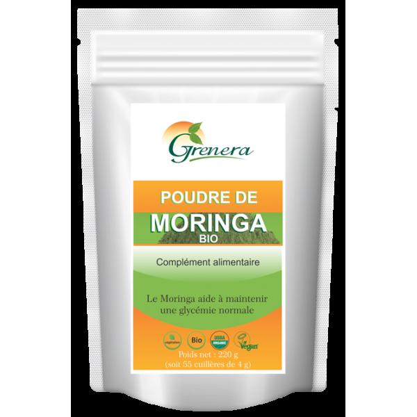 Moringa Oleifera Poudre